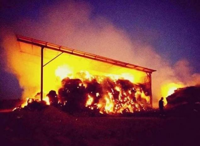 الاحتلال: 10 أعوام لإصلاح ما تسببت به الطائرات الحارقة