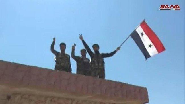 كيف ترى دولة الاحتلال الانتصار الكبير للرئيس الاسد؟