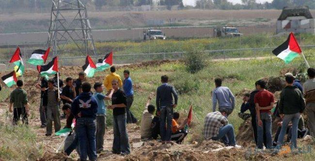 استشهاد أمل الترامسي (43 عاما) برصاص الاحتلال شرق غزة