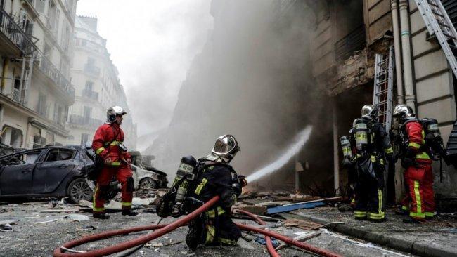 36 إصابة بينها حرجة وخطيرة بانفجار باريس