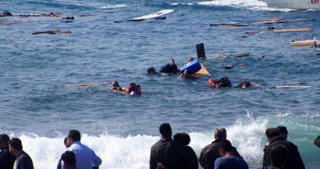 غرق 45 مهاجراً قبالة سواحل المغرب