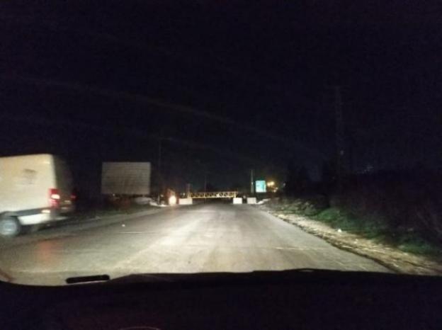 الاحتلال يغلق حاجز بيت ايل (dco) وبوابة الجلزون