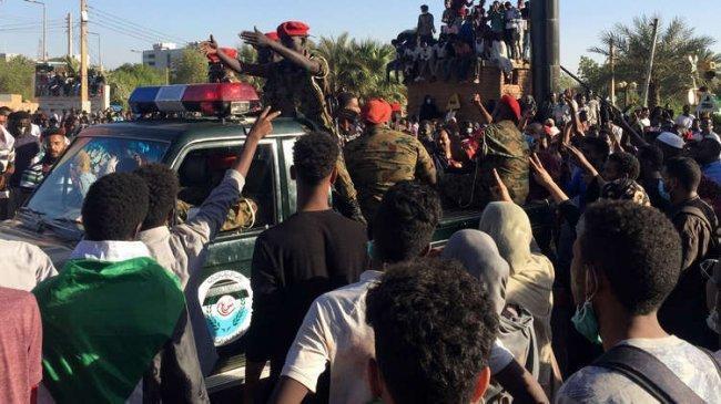 فترة انتقالية مدتها 3 سنوات بين المجلس العسكري والمعارضة السودانية