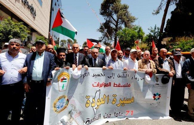النكبة الفلسطينية والأجيال التي لا ولن تنسى أو تهدأ