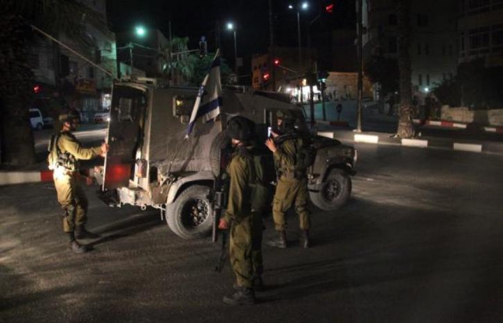الاحتلال يعتقل الشاب نضال عبود من القدس
