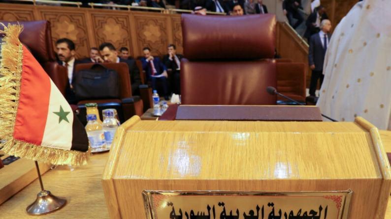الجزائر تدعو لإعادة سوريا إلى جامعة الدول العربية