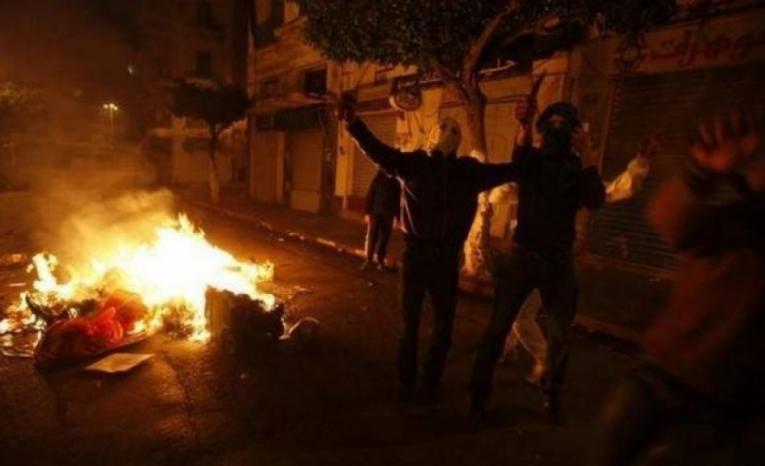 إصابات بالاختناق بمواجهات مع الاحتلال بالعيساوية