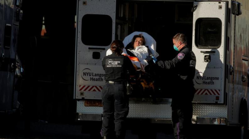 1297 وفاة جديدة بفيروس كورونا في الولايات المتحدة
