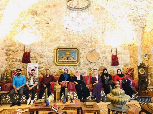 """""""أبعاد ثقافية"""".. رابطة أدبية شبابية في جنين للنهوض بالحالة الثقافية الفلسطينية"""