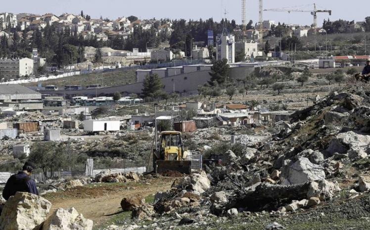 بلدية الاحتلال توافق على خطة لإقامة مجمع استيطاني على مساحة 90 دونما شرق القدس