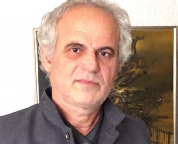 رحيل الفنان الفلسطيني التشكيلي عدنان يحيى في مدينة إربد