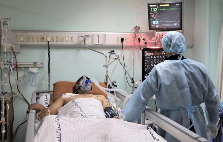 الصحة بغزة: نشهد انخفاضًا بسيطًا بالحالات الحرجة والخطيرة مقارنة بالشهر الماضي
