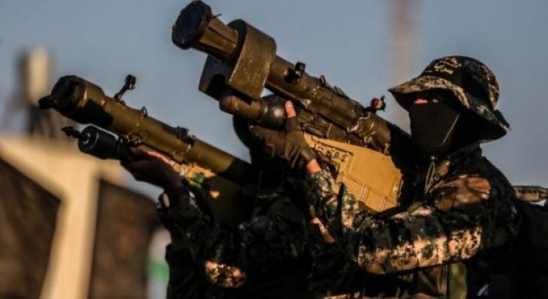 جيش الاحتلال يعترف ان المقاومة حاولت اسقاط طائرة حربية في غزة