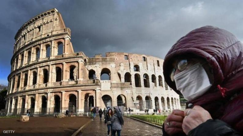 إيطاليا: 2079 إصابة و88 وفاة جديدة بكورونا