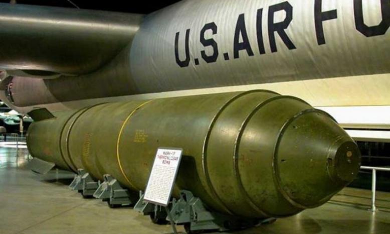 تقرير صادم حول الأسلحة النووية في العالم