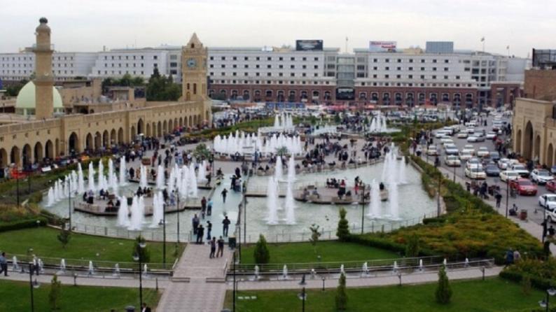 طائرة مسيرة تستهدف موقعا للتحالف الدولي في كردستان العراق