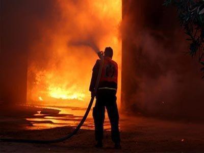 شبهات حول المستوطنين.. نفوق 3 آلاف طير في حرق مزرعة دواجن جنوب نابلس