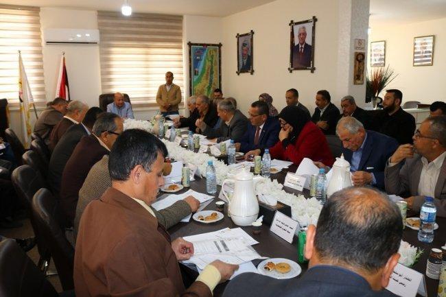 فصائل منظمة التحرير ترحب بقرار إعادة تشكيل اللجان الشعبية في مخيمات غزة