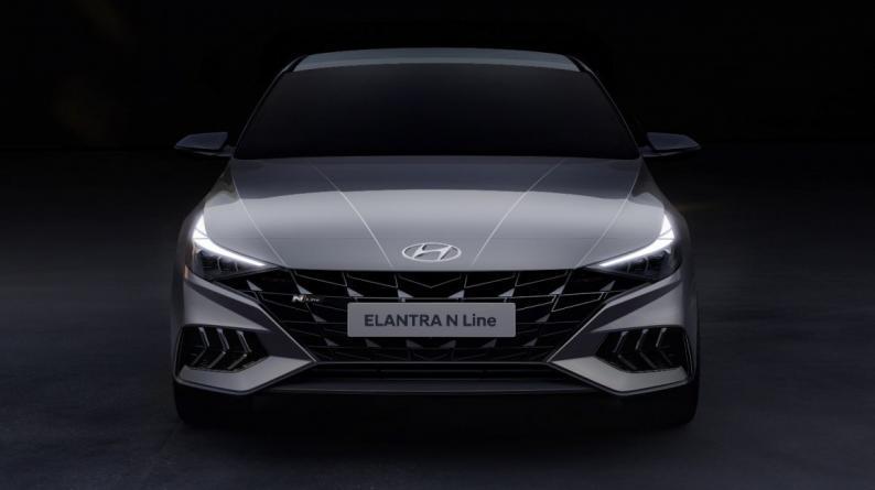 هيونداي موتور تكشف عن سيارة إلنترا N لاين الجديدة