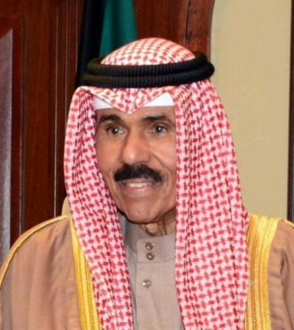 الكويت: الأمير نواف الأحمد الجابر الصباح يؤدي اليمين الدستورية أمام مجلس الأمة