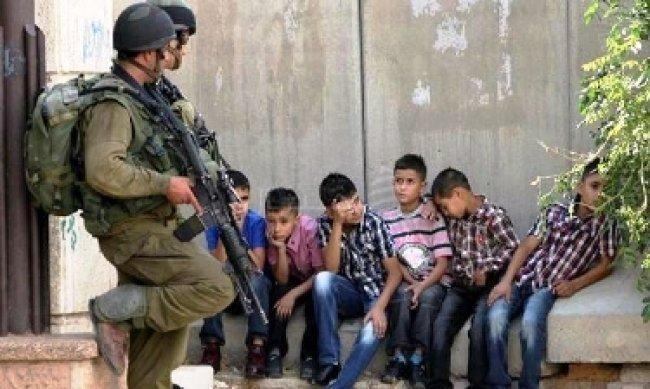 الاحتلال يعتقل 4 أطفال من العيسوية