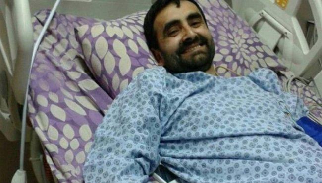 شقيق الاسير المريض بسام السايح لوطن: مازال بسام في مرحلة الخطر لكن وضعه الان مستقر