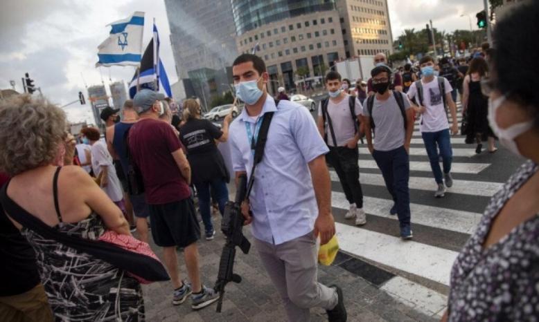 صحة الاحتلال: حالتا وفاة و632 إصابة جديدة بكورونا