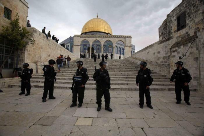 الخارجية: منع المواطنين من الصلاة بالأقصى امتداد لمخططات الاحتلال لمحاصرة البلدة القديمة