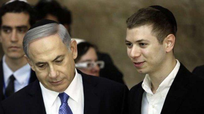"""ابن نتنياهو """"يزوّر التاريخ"""": لا يوجد شيء يسمى """"فلسطين"""""""