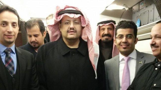 أمير سعودي يختفي بظروف غامضة من أوروبا