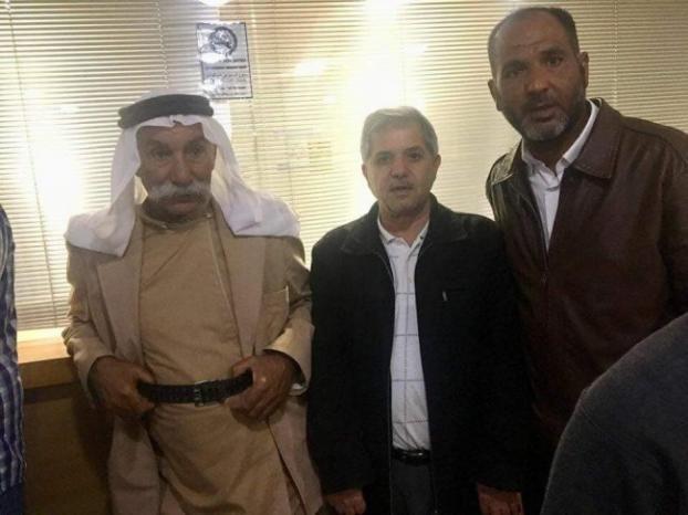 تأجيل النظر باستئناف ضد اعتقال شيخ قرية العراقيب