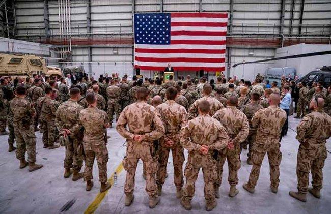 مقتل جندي أمريكي في أفغانستان
