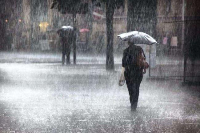 الطقس: انخفاض على درجات الحرارة وأمطار متفرقة