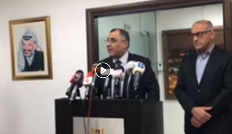 """الناطق باسم الحكومة: طالبنا أموالنا المحتجزة لدى الاحتلال ولا إصابات جديدة بـ""""كورونا"""""""