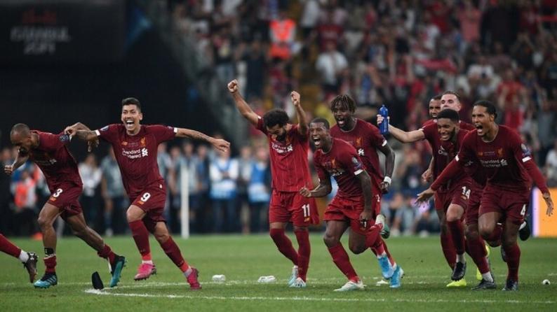 الكشف عن موعد مباراة ليفربول وإيفرتون لحسم اللقب