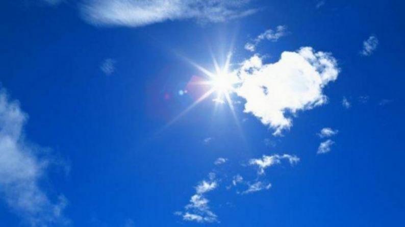 أجواء حارة نسبياً اليوم