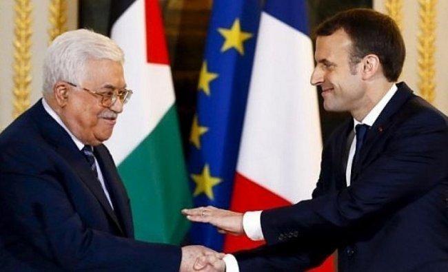 عقب زيارة الرئيس.. فرنسا: هدم الخان الأحمر ينتهك القانون الدولي