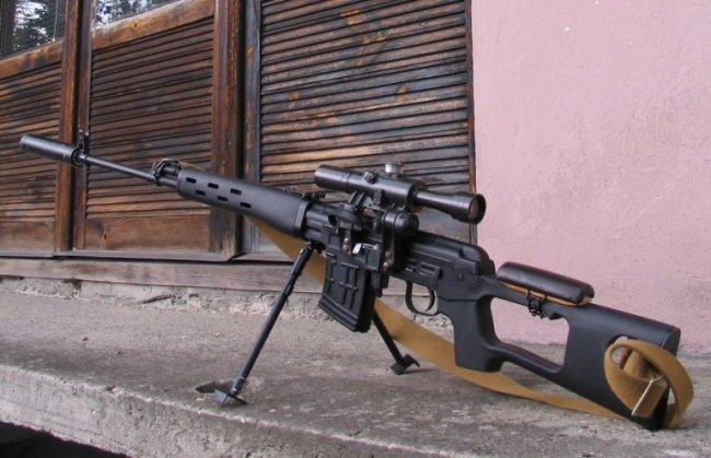 """""""6 إس 8"""".. بندقية قنص روسية تطلق 3 آلاف رصاصة"""