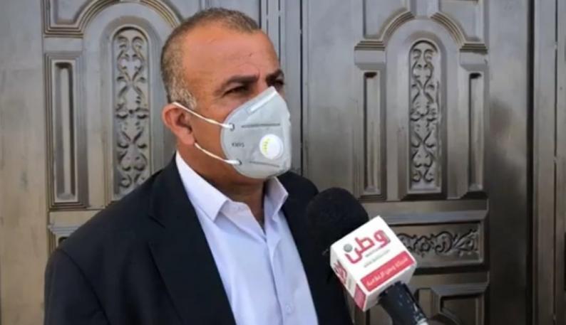 ناصر قطامي مستشار رئيس الوزراء لوطن:اشتية أصدر توجيهاته بتوفير كل ما يلزم للسيطرة على الوباء في الجلزون