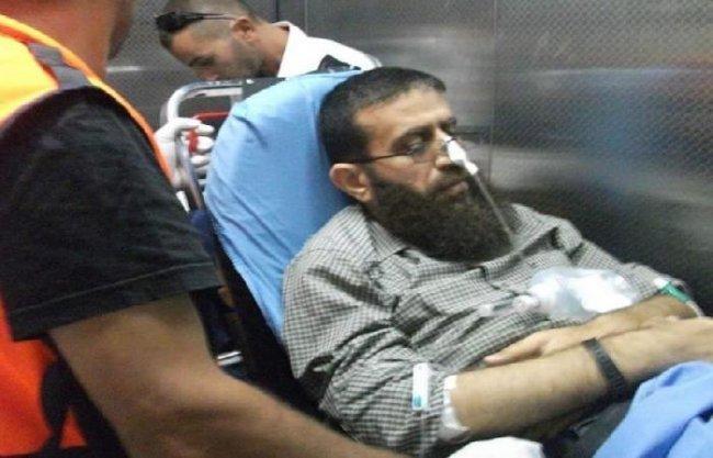 46 يوما على إضرابه: الأسير خضر عدنان يعاني ظروفا صحية صعبة