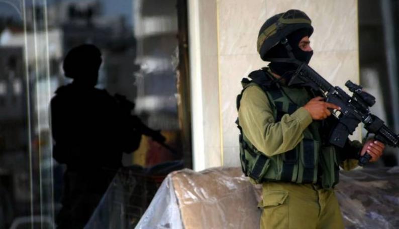 اندلاع مواجهات مع الاحتلال في شعفاط