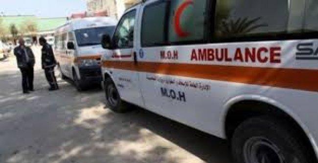 وفاة مواطنة بحادث سير شمال غزة