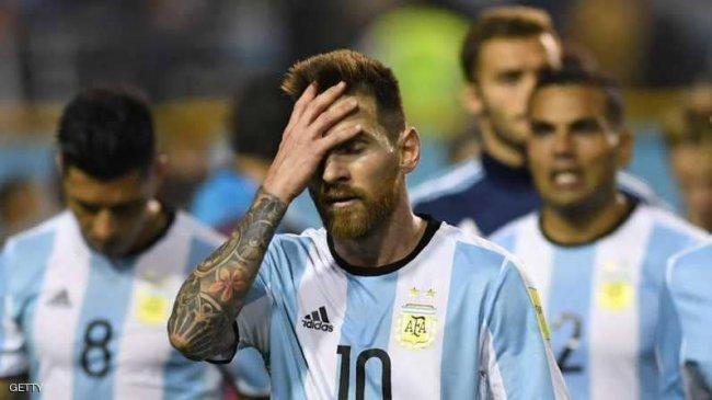 رئيس اتحاد الأرجنتين: أرجو من البرغوث تخفيف لعبه مع برشلونة