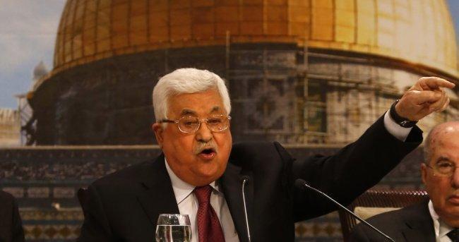 نص كلمة الرئيس محمود عباس في افتتاح المجلس المركزي لمنظمة التحرير