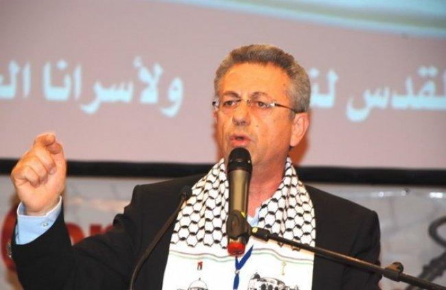 البرغوثي يشرح لوفد دبلوماسي استرالي اهداف النضال الفلسطيني