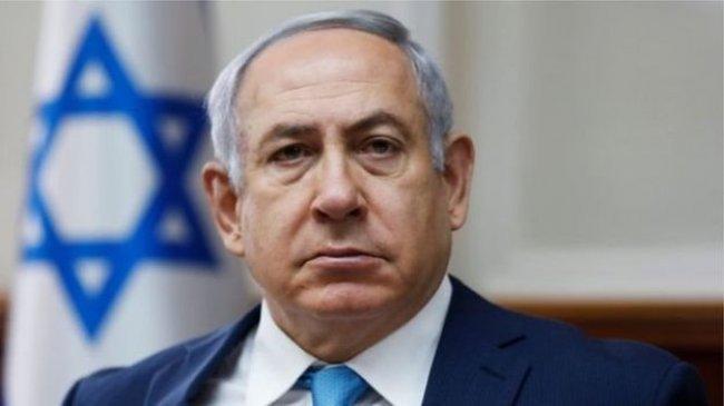 بعد هربه من صواريخ المقاومة.. نتنياهو يتوعد حماس