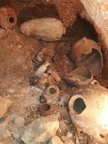 اكتشاف مقبرة أثرية تعود للعصر البرونزي في بيت لحم - وكالة وطن للأنباء