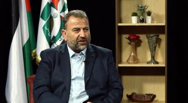 العاروري يؤكد وجود اتفاق على خطوات فعلية بين فتح وحماس