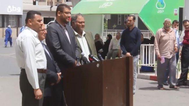 فيديو| صحة غزة ولجنة كسر الحصار لـوطن: الموارد الطبية استنزفت ويجب انقاذ الوضع الصحي
