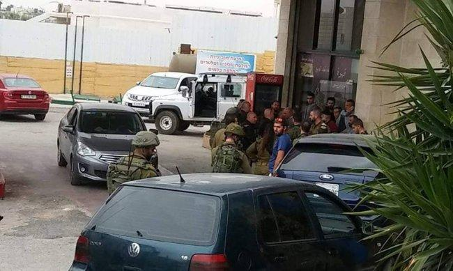 بيت لحم: اصابة مواطنة في الوجه بقنبلة صوت اطلقها الاحتلال